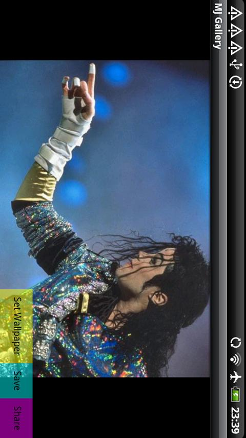 Michael Jackson Gallery - screenshot