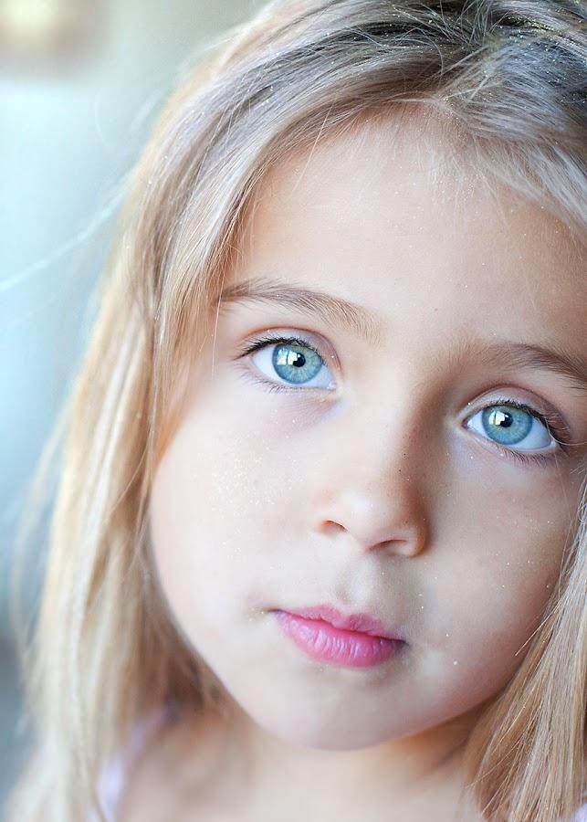 Portrait of Her by Liz Straight - Babies & Children Child Portraits