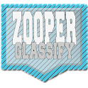 Glassiffy Zooper Widgets icon