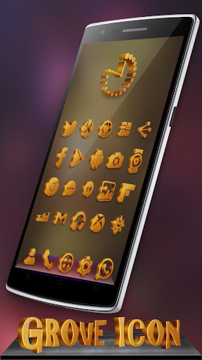 Grove Multilauncher Icon Pack
