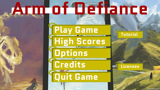 Arm of Defiance- screenshot thumbnail
