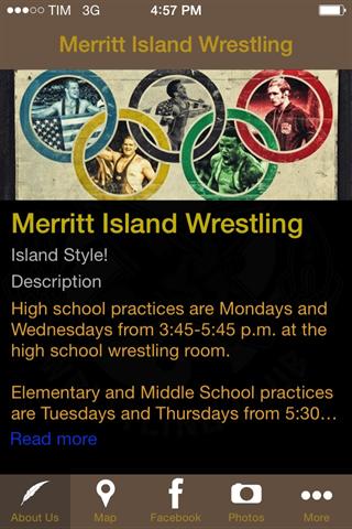 Merritt Island Wrestling