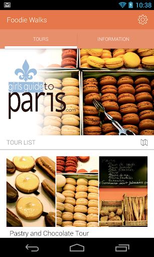 Girls'Guide Paris Foodie Walks