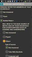 Screenshot of Poimapper - Data collection