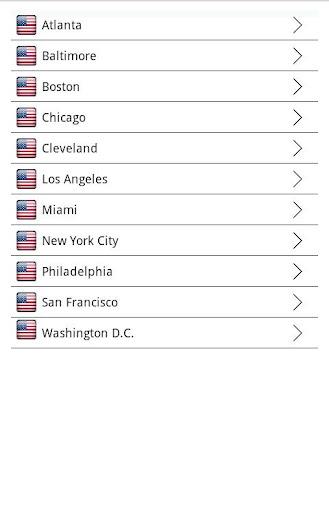 Subway Maps - USA