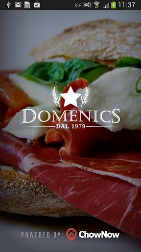 Domenics Italian Bakery Deli