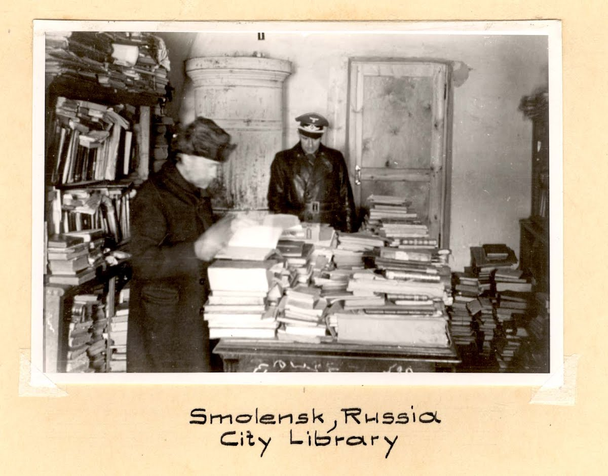 Smolensk russia the municipal library google arts for Depot offenbach