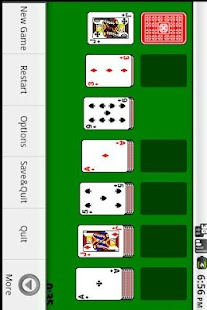 Solitaire Four in One - screenshot thumbnail