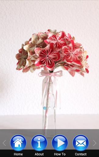 易摺紙花束
