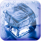 iOS7 Ice Cubes Live Wallpaper