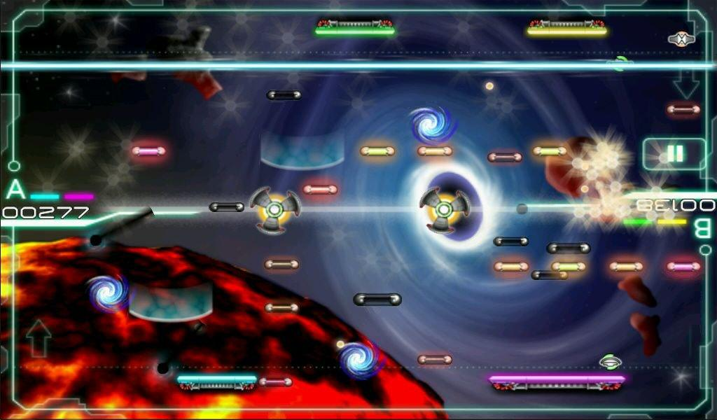 BattleBallz Chaos - screenshot