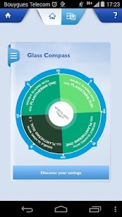 Glass Compass- screenshot thumbnail