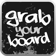 ? Grab Your Board | Snowboard