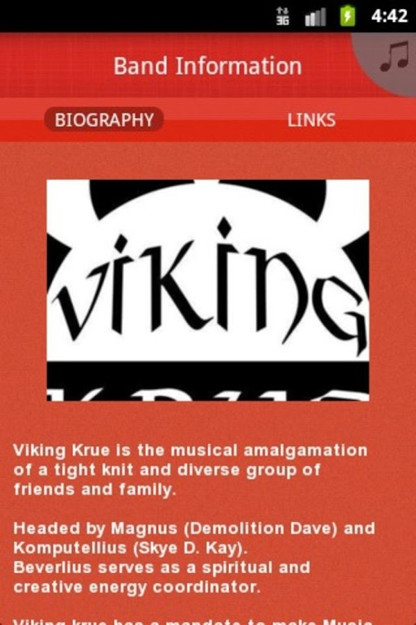 VIKING KRUE- screenshot