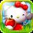 Hello Kitty's Garden logo