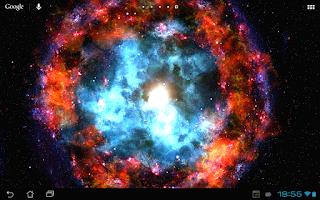 Screenshot of Deep Galaxies HD Deluxe