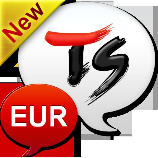 旅遊App|TS 会话翻译机 [EUR] LOGO-3C達人阿輝的APP