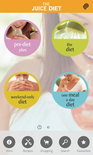 Juice Diet:Lose 7lbs in 7 days