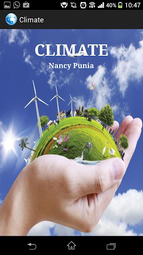【免費教育App】Climate-APP點子