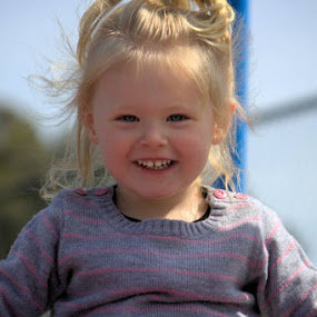 Huge smile for her Nonna by Sue Bensted - Babies & Children Children Candids (  )