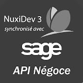 Sage ApiNegoce via NuxiDev