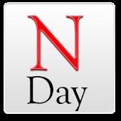 N-Day Anniversary Calendar