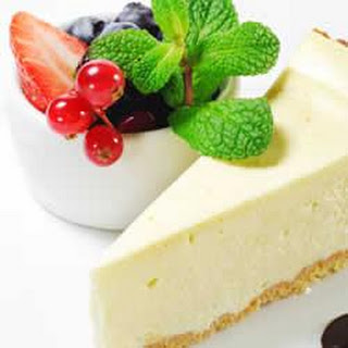 Creamy Yogurt Cheese Cake