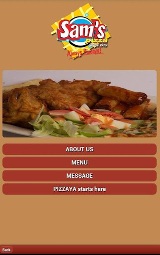 Sam's Pizza Family Restaurant