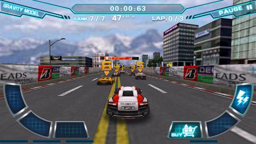 模拟器:交通赛车