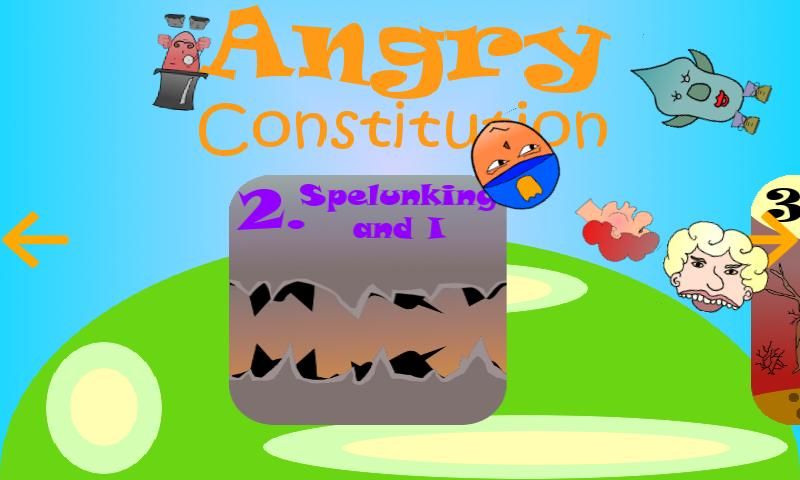 Angry Constitution- screenshot
