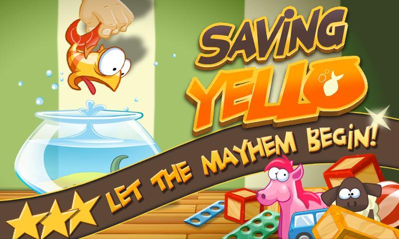 Saving Yello - screenshot