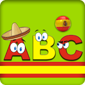 Kids Learn Spanish ABC