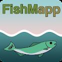 FishMapp Pro icon