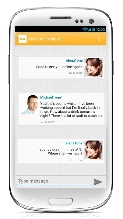 iLove - Free Dating & Chat App - screenshot