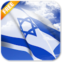 3D Israel Flag Live Wallpaper icon