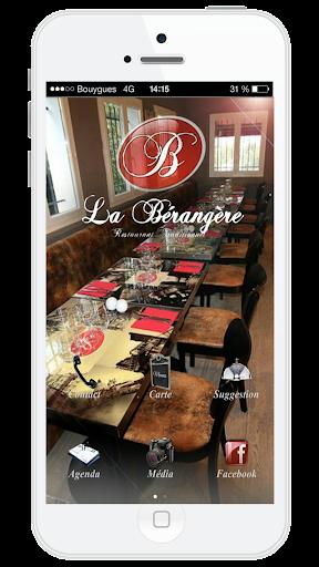 La Bérangère restaurant