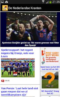De Nederlandse Kranten - screenshot thumbnail