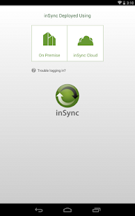 inSync Companion - screenshot thumbnail
