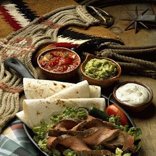 Ranch Style Steak Fajitas.