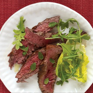 Grilled Oregano Steak
