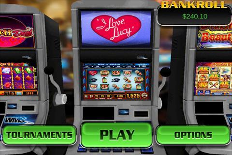 I Love Lucy - Slot Screenshot