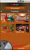 Screenshot of VisitMexico