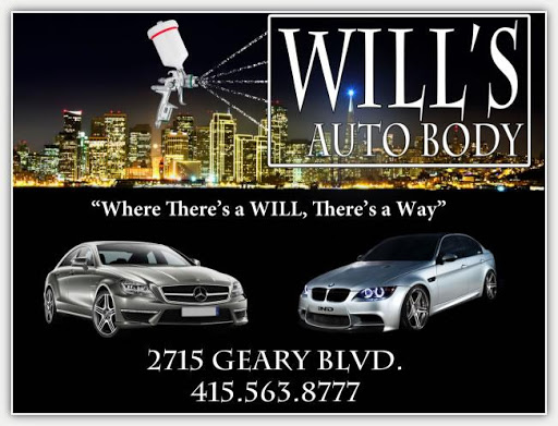 Will's Auto Body Shop