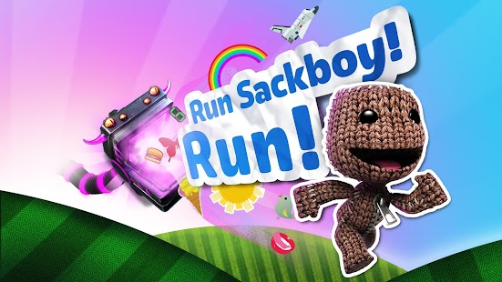 Run Sackboy! Run! Screenshot