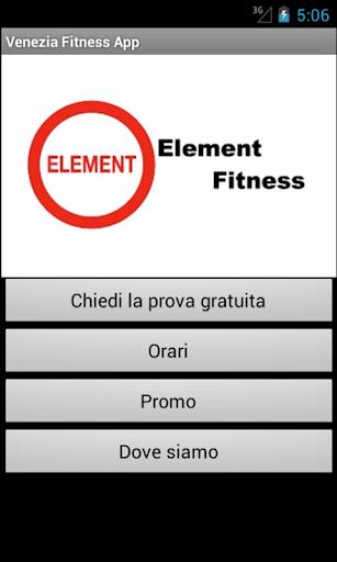 Venezia fitness