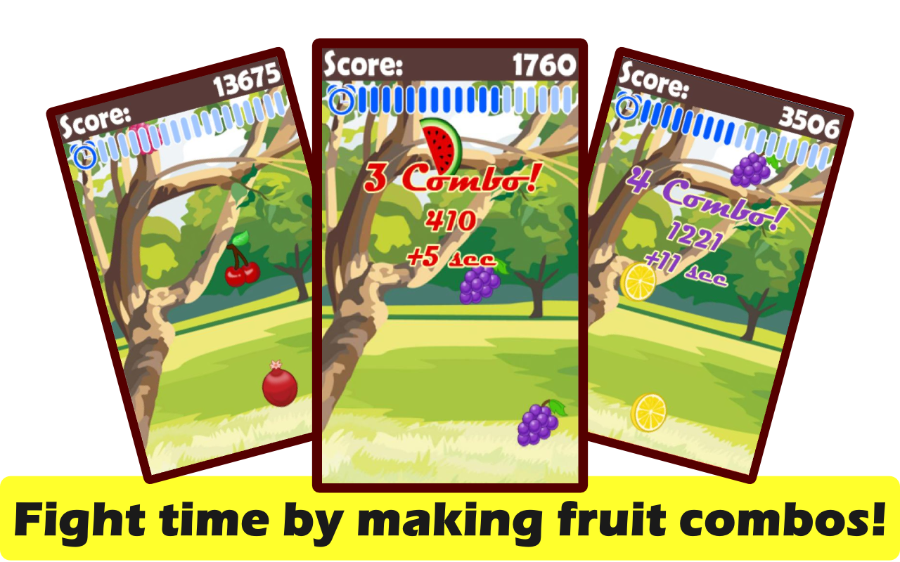 Fruit Combo - free fruit game- screenshot