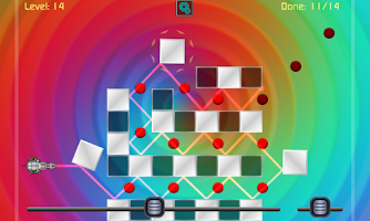 Screenshot of Laser Deflect Lite
