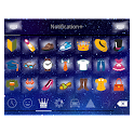 Emoji Keyboard+ Night Star icon
