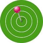 circle measure icon