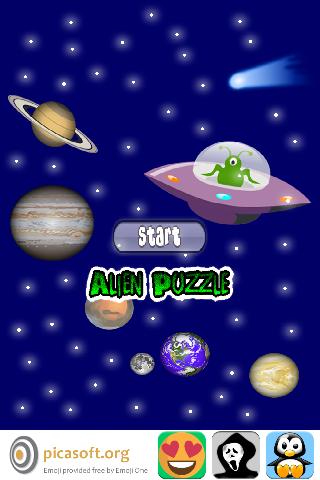 【免費解謎App】Alien Puzzle-APP點子